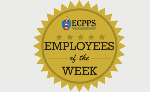 March 9 - CES - Employees of the Week