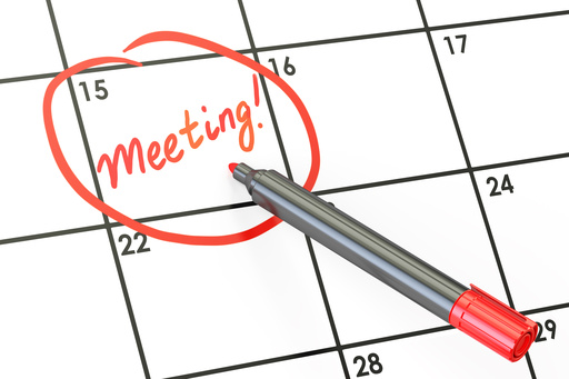 Board of Education Meetings for January 2020