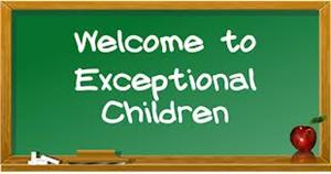 Welcome to Exceptional Children